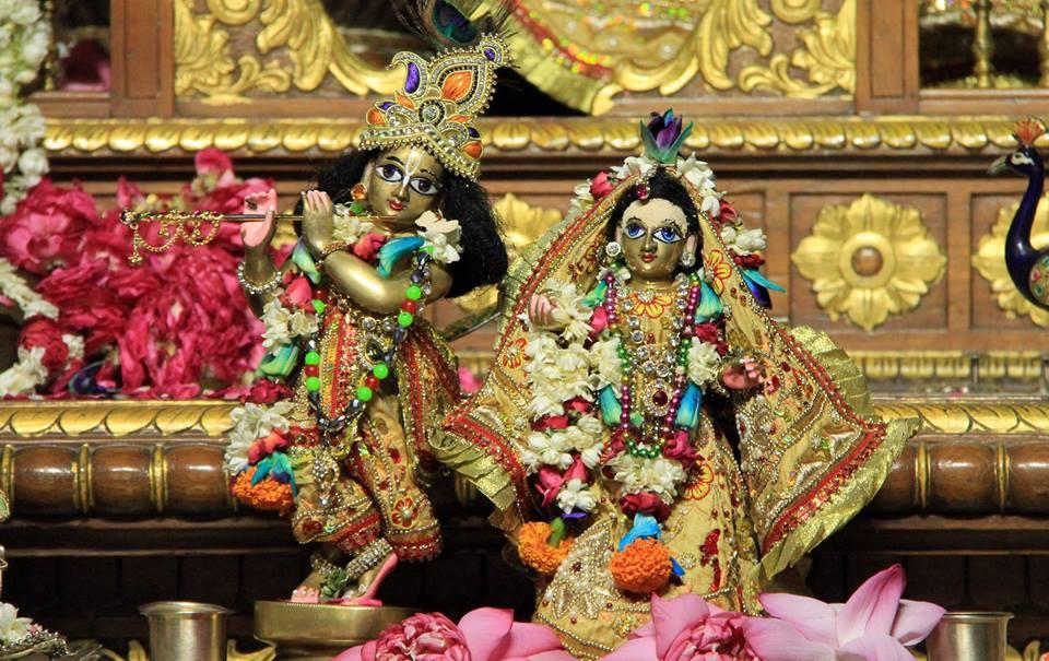 ISKCON Delhi Deity Darshan 29 May 2016 (10)