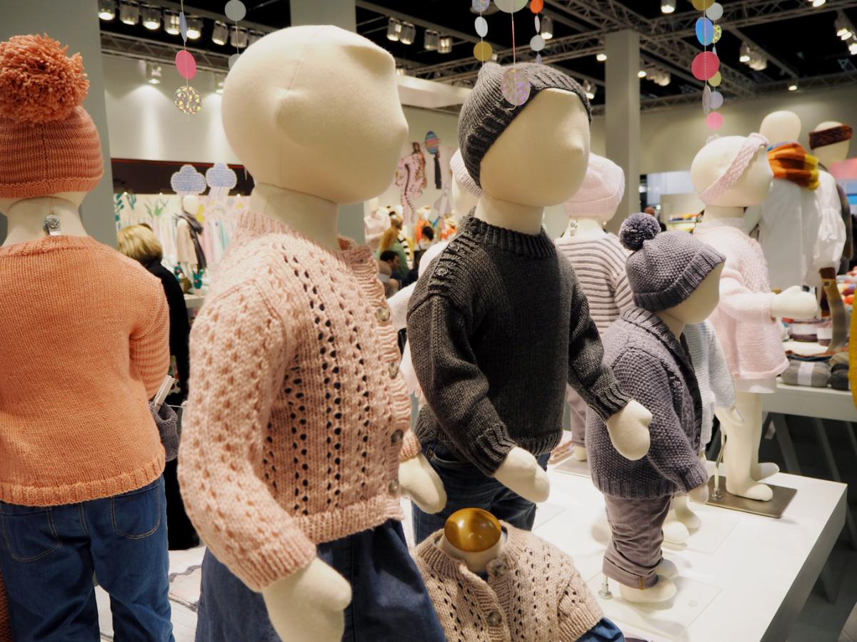 Babymodelle von rico design zum Stricken