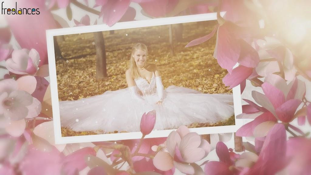 diaporama vidéo mariage magniolias photo 06