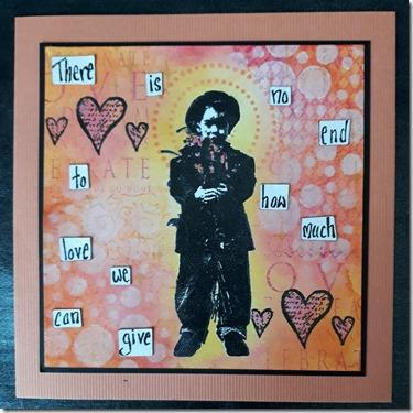 KCUK LOVE ROMANCE HEART