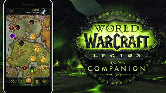 World of Warcraft Mobil Oyun