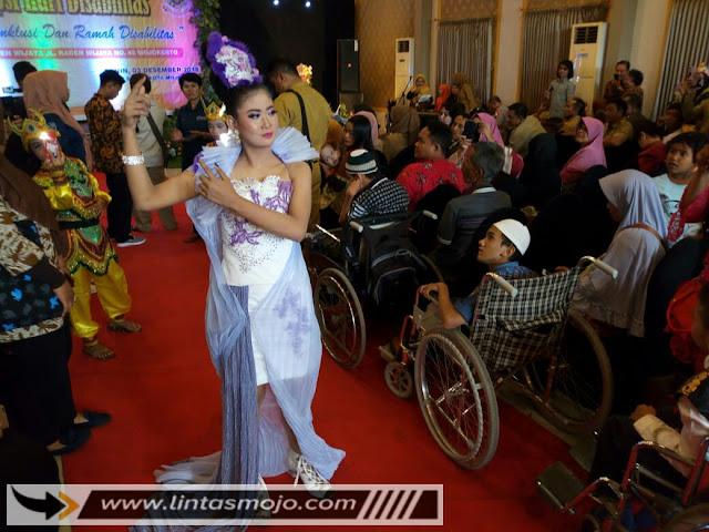 Hari Disabilitas Internasional pada 3 Desember diperingati Dinas Sosial (Dinsos) Kota Mojokerto