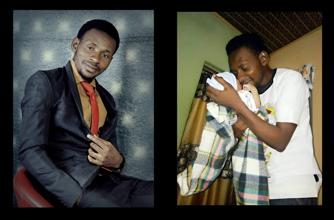 """OAP Extraordinaire """"Jefferey Ngbede Adikwu"""" is Now a Proud Father"""