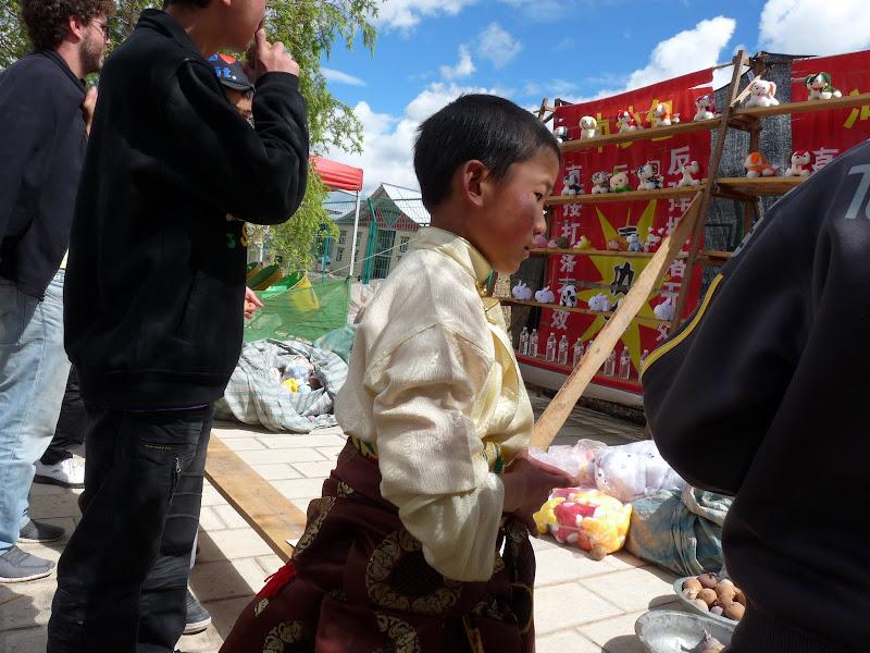 Chine. Yunnan.Shangri la Course hippique annuelle - P1250758.JPG