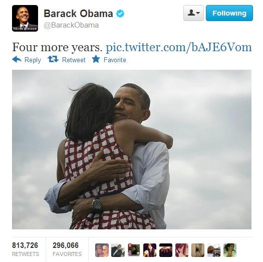 """obama twitter account"""