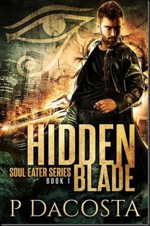Hidden Blade  (Soul Eater #1)
