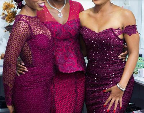 Nigerian Lace Styles & Design 2017/ 2018