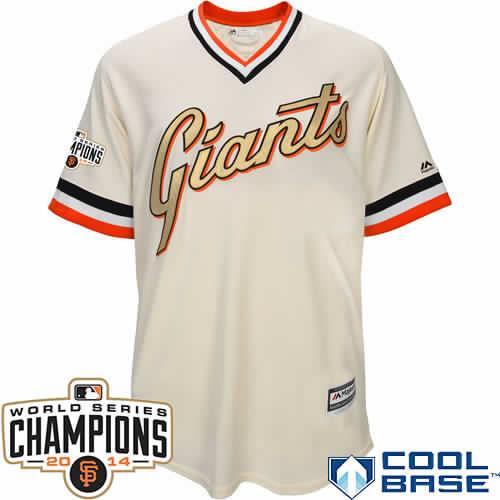 new concept cf1c7 f6e83 The Ultimate Baseball Look: San Francisco Giants