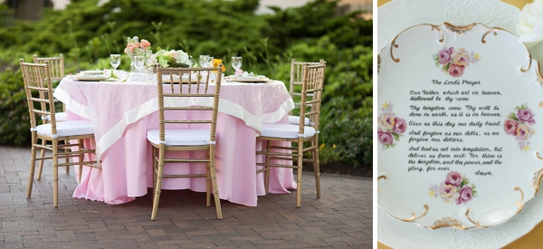 Pastel Garden Party Bridal Shower Inspiration Tidewater and