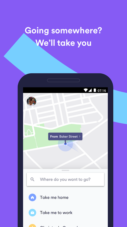 Cabify - Enjoy the ride- screenshot