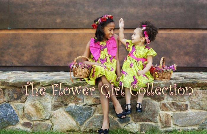 Lovely Pictures of Ankara designs for a child (5)