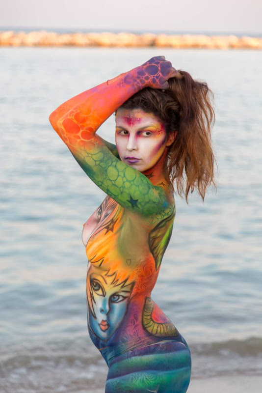 IMG_5129 Color Sea Festival Bodypainting 2018