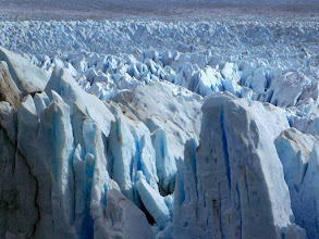 Photo: This vast glacier is deep and wide