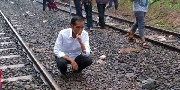Citra Jokowi Akan Naik Kalau Mau Tiru Langkah Ridwan Kamil Alihkan Duit Infrastruktur