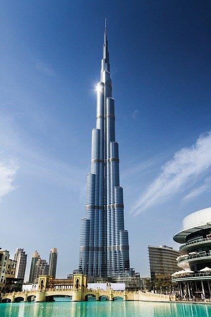 dubai tower arab