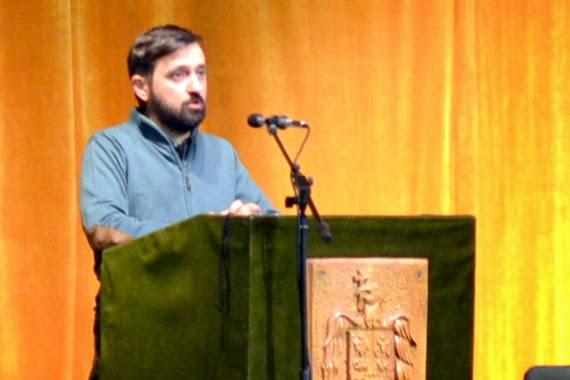 046 Avva Justin Parvu si Sfintii inchisorilor (Teatrul Luceafarul, Iasi, 2014.03.19)
