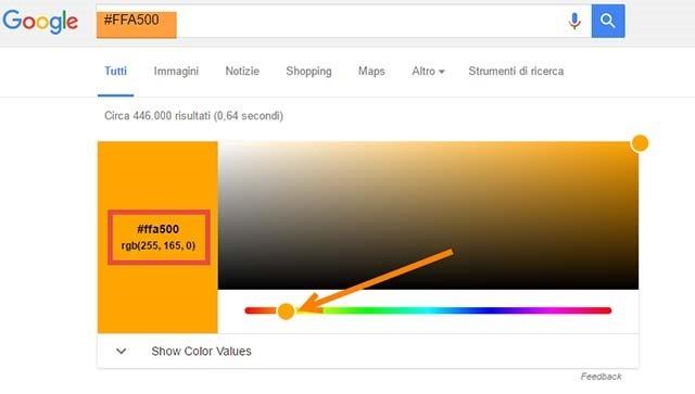 codici-colori-google