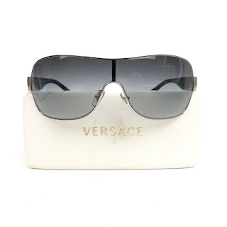 Versace Over-Sized Sunglasses