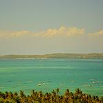 Widok na wschodni brzeg zatoki Ekas.