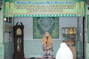 Hj Zulaikhah Wardan menghadiri Pesantren Kilat