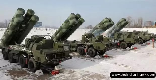 Chinese PLA Deploys S-400 Air Defence Squadrons Near LAC
