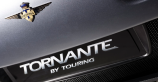 GENEVA 2011 - World premiere of the Gumpert Tornante by Touring Superleggera