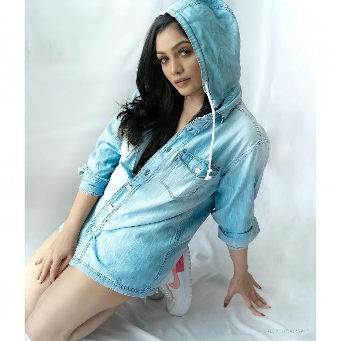 South Indian Actress Arya