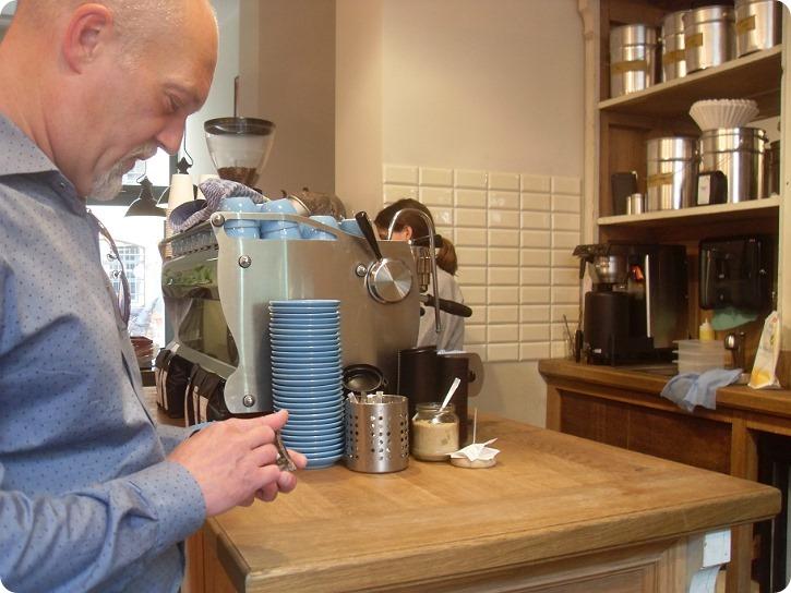 Anders skriver om kaffe