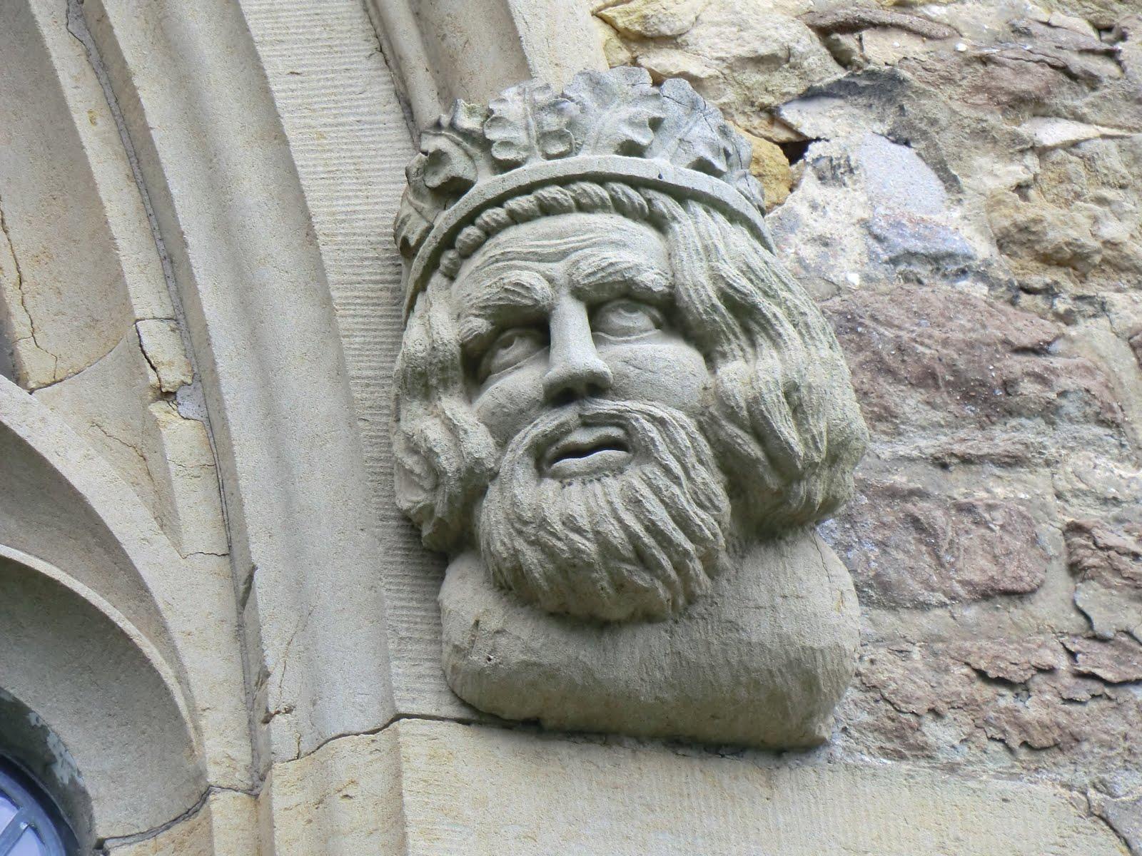 CIMG0333 Gargoyle, Westerham church