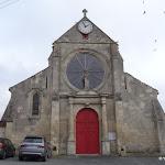 Eglise Saint-Martin de Mareuil-sur-Ourcq : porche