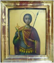 Древнейший многоликий змееборец Индра внедрился вопреки даже воли церковных властей в христианскую иконографию и агиографию, вознесся до государственных вершин
