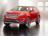 LOS ANGELES 2013 - Ford Edge Concept