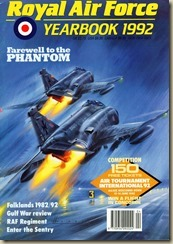 Royal Air Force Yearbook 1992_01