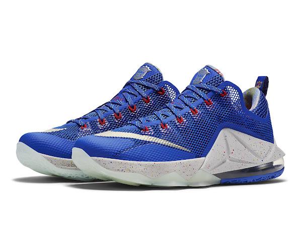 Release Reminder Nike LeBron 12 World Tour aka RISE