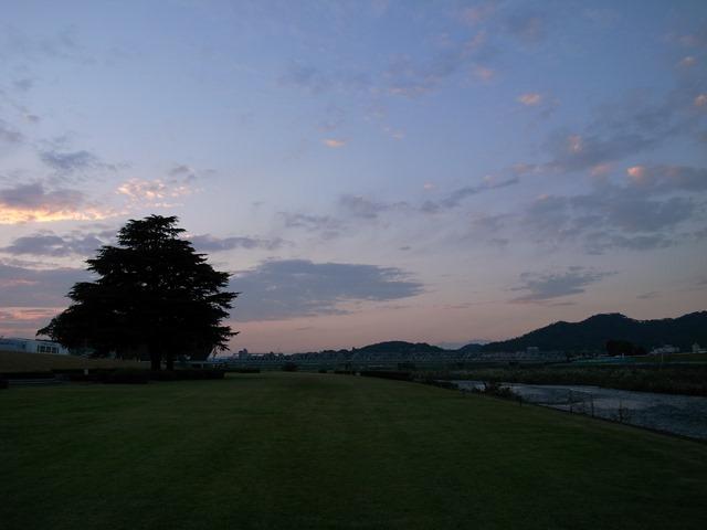 渡良瀬川栃木県足利市