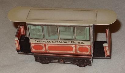 1881 Tramway de Siemens