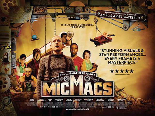 Micmacs à Tire-Larigot movie poster