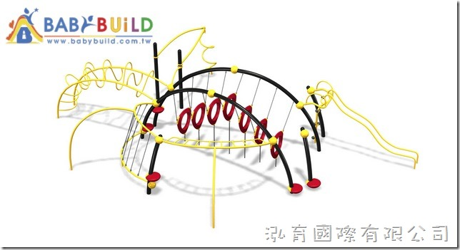 BabyBuild日本製體能遊具