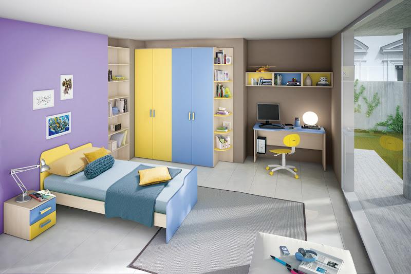 Signorini arredamenti arredamento camerette per bambini e - Camera ragazzo arredamento ...