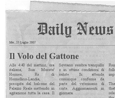 newspaper Hermellino Landia 2