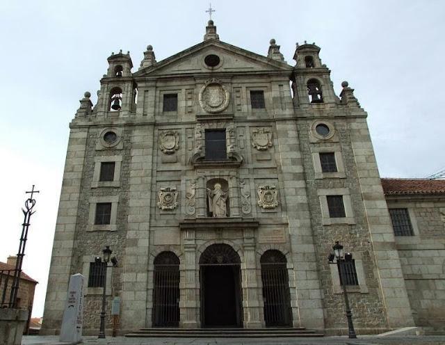 Monasterio en Ávila de Santa Teresa de Jesús