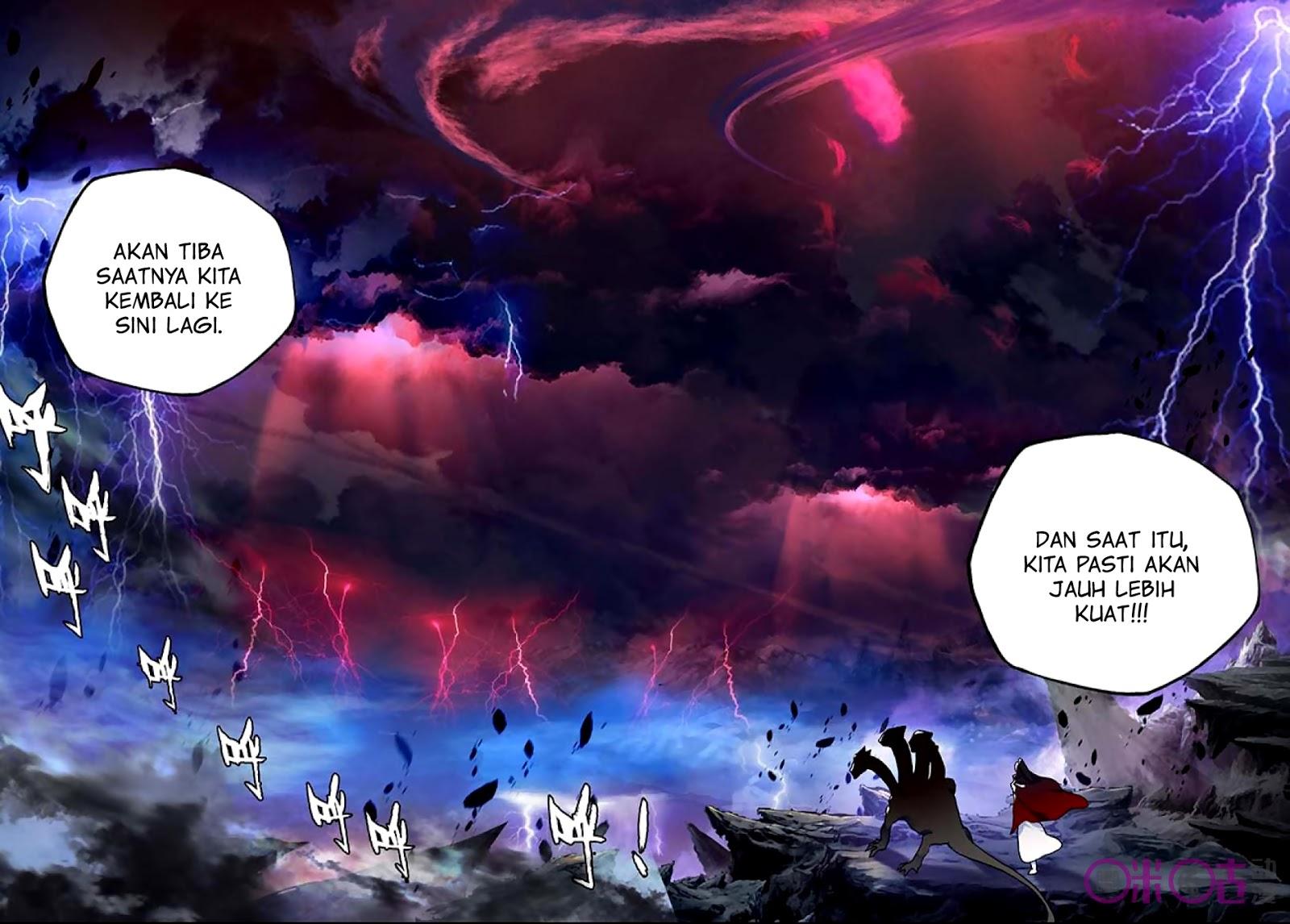 Baca Manga Shen Yin Wang Zuo Chapter 129 Komik Station