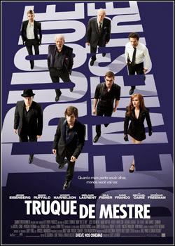 Download Truque de Mestre – BDRip AVI + RMVB Legendado