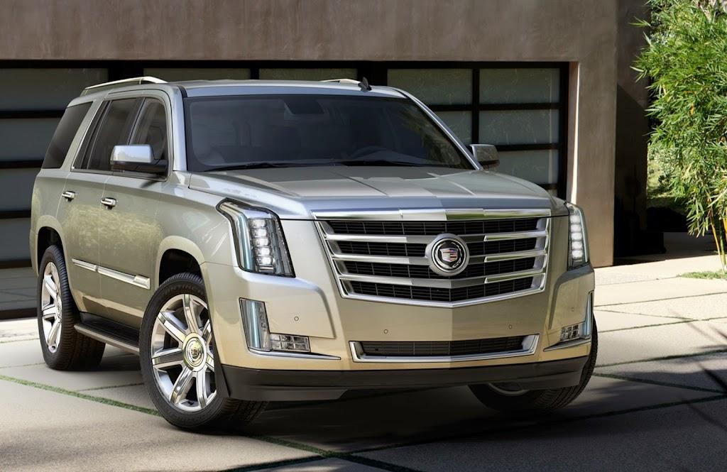2015 Cadillac Escalade 038