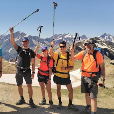 Tour del Montlanc - Agosto 2016