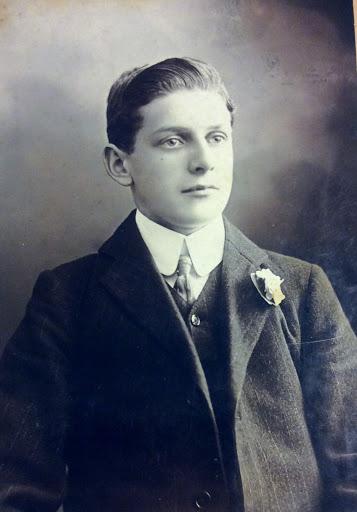Charles Owen Griffin (1892-1918)