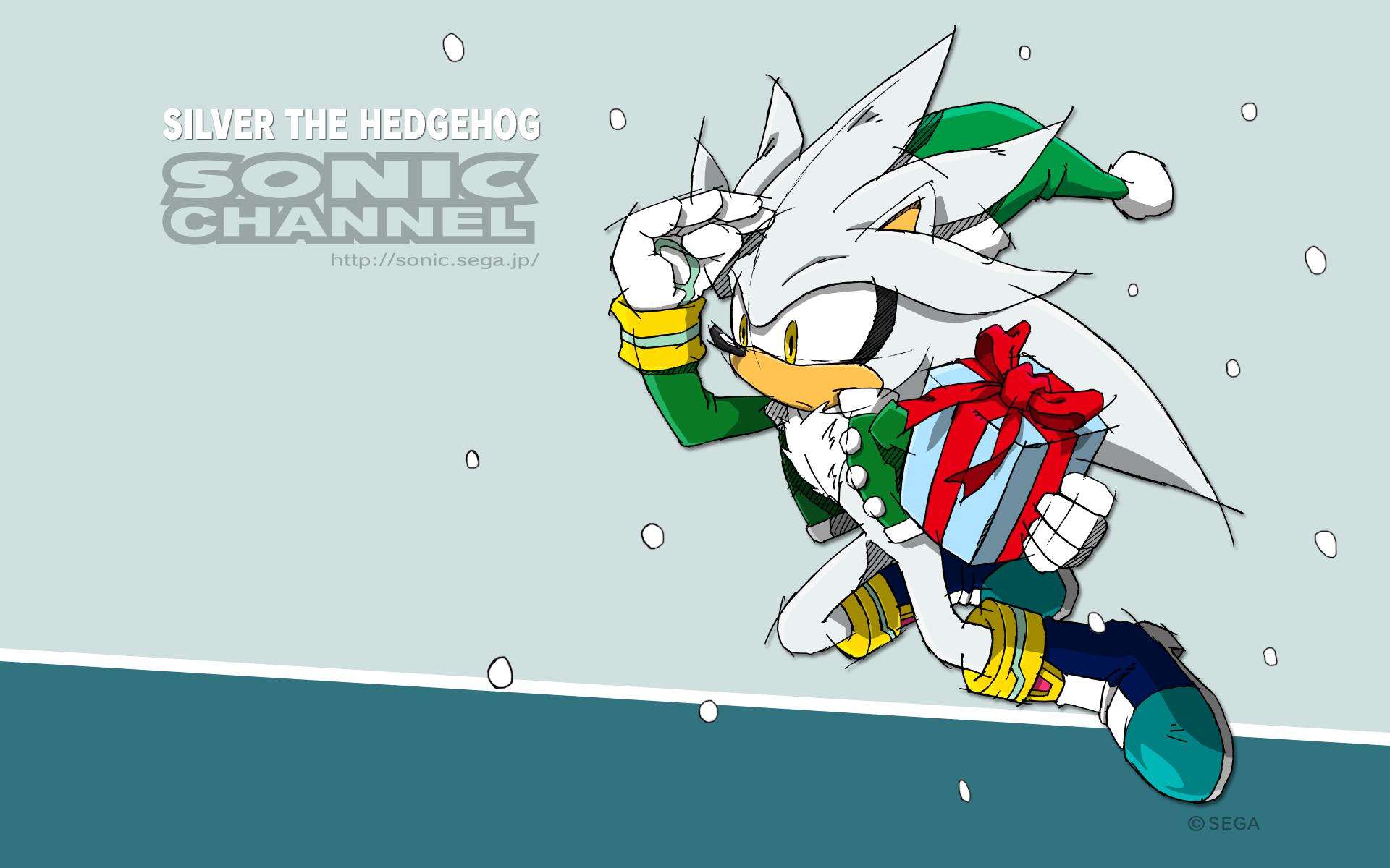 Silver The Hedgehog (December 2015)