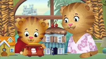 Daniel Tiger's Neighborhood - It's Time to Go / Daniel Doesn't Want to Stop Playing