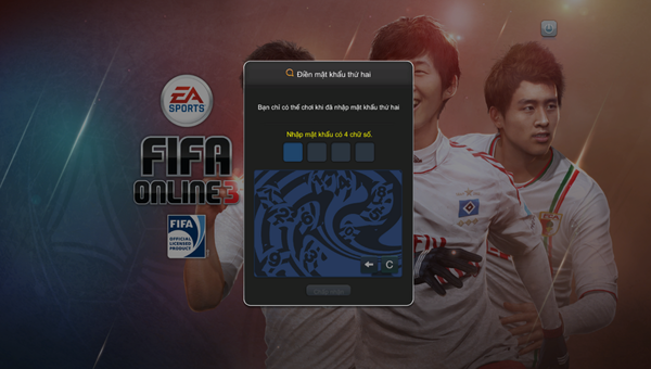 Game thủ Việt tự mình Việt hóa FIFA Online 3 3