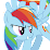Rainbow Dash's profile photo
